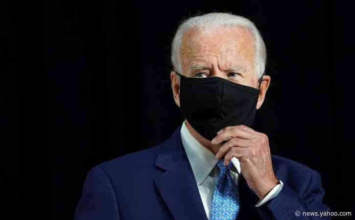 Biden says new China national security law a 'death blow,' weighs sanctions
