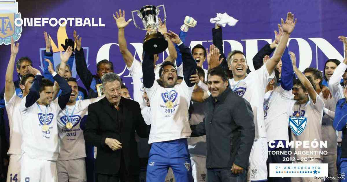 Se cumplieron siete años del último título de Vélez Sarsfield - Onefootball