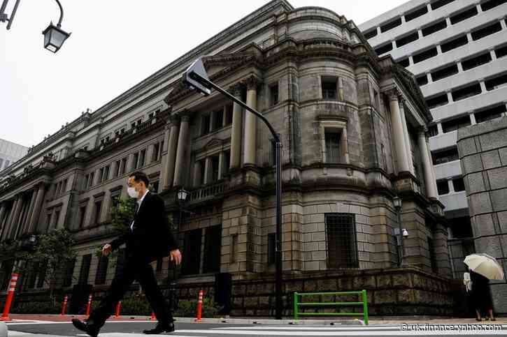 Japan will cut bond issuance for FY2019 budget by $4.7 bln -sources