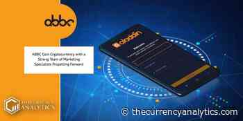 ABBC Coin Cryptocurrency with a Strong Team of Marketing Specialists Propelling Forward - The Cryptocurrency Analytics