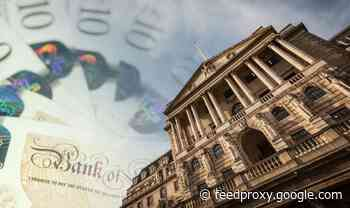 Interest rates warning: How negative interest rates could affect your savings and mortgage
