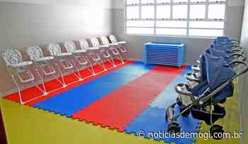 Prefeitura de Mogi das Cruzes entregará creche para 200 alunos na Vila... - Notícias de Mogi