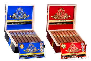 Perdomo Reserve 10th Anniversary Box-Pressed Maduro & Sun Grown Shipping in August - halfwheel.com
