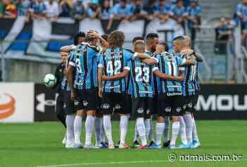 Grêmio de Porto Alegre vem treinar em SC - ND - Esportes