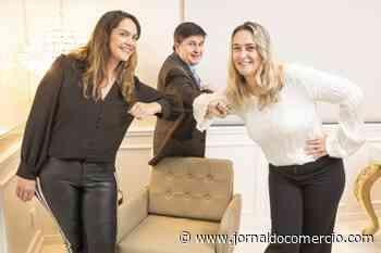 Trio de Porto Alegre cria delivery de jantar seguido de encontro virtual - Jornal do Comércio