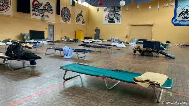 Juneau's emergency shelter will stay open through September, hopefully longer