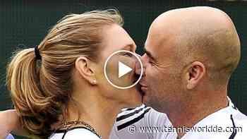 Andre Agassi über den Lockdown: Ich habe festgestellt, dass meine Frau mich liebt - Tennis World DE