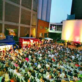 Fiege Kino Open Air startet - Radio Bochum