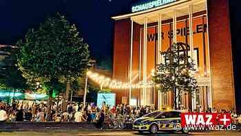 Bochum: Zentrale Plätze werden in der Krise zu Hotspots - WAZ News