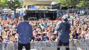Caloundra Music Festival cancels 2020 event - Sunshine Coast Daily
