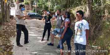 Equipes do Inea promovem conscientização da população nos parques da Região Serrana - Portal Multiplix