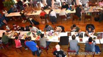 Salon - Les Rencontres BD de Saint-Junien auront bien lieu en septembre - lepopulaire.fr