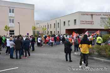 Santé - Défense de l'hôpital : 150 personnes rassemblées à Saint-Junien - lepopulaire.fr