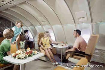 Stunning 1960s Photos Emerge Showing 'Lost' Golden Era Of Aviation - D'Marge