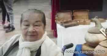 Julia Castilla, maestra de las famosas gallinas de barro de Guaduas - Noticias Caracol