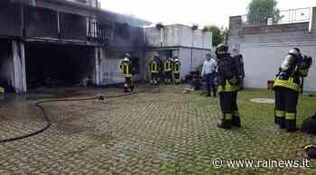 Incendio a Tavagnacco, tragedia sfiorata - TGR Friuli Venezia Giulia - TGR – Rai