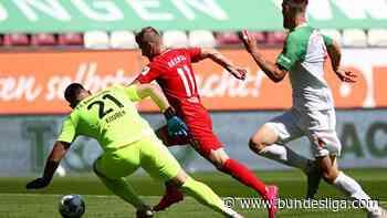 Doppelter Werner gegen FCA bei Leipzig-Abschied - Bundesliga.de