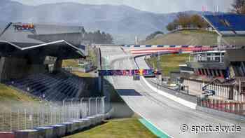 Formel 1: Video-Blog zum Saisonstart in Österreich auf dem Red Bull Ring - Sky Sport