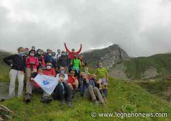 In Valsesia la prima escursione post lockdown del Cai Legnano - LegnanoNews