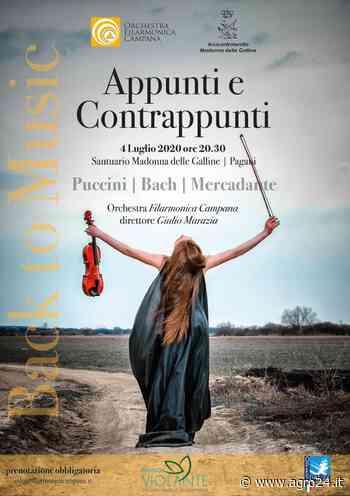 Pagani. Orchestra Filarmonica Campana, primo concerto post pandemia - Agro24