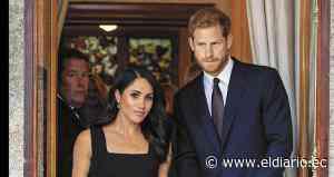 El príncipe Enrique y Meghan cobrarán 1 millón de dólares por conferencia - El Diario Ecuador