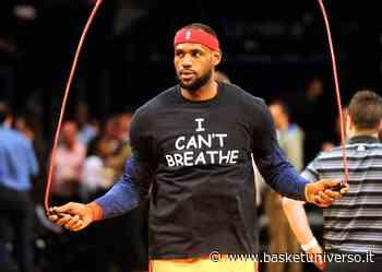 È improbabile che la NBA lasci che i giocatori mettano sulle maglie i nomi delle vittime della polizia - BasketUniverso