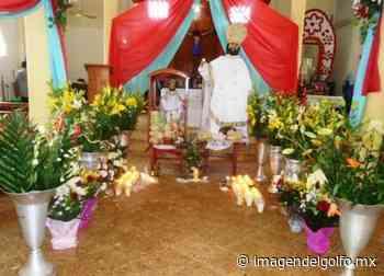 Celebran en Soteapan a San Pablo y San Pedro; olvidan medidas sanitarias - Imagen del Golfo