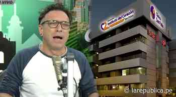 Carlos Galdós llama malditos a encargados de clínica San Pablo por altos cobros por COVID-19 - LaRepública.pe