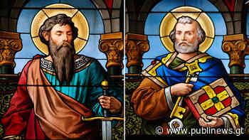 Festividad de San Pedro y San Pablo: ¿Por qué se celebran el mismo día? - Publinews Guatemala