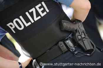 Bietigheim-Bissingen - Mann wirft Schottersteine nach Verfolgern - Stuttgarter Nachrichten