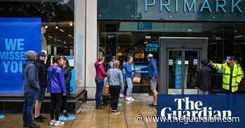 Primark loses £800m amid Covid-19 lockdowns