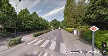 Steenweg tussen Kapellen en Brasschaat gaat weekje dicht na verzakking
