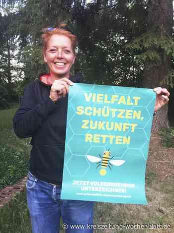"""""""Vielfalt schützen, Zukunft retten"""": Volksbegehren Artenvielfalt startet - Kreiszeitung Wochenblatt"""