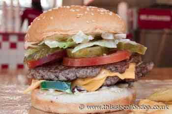 Cheeseburger to go is Ealing's lockdown favourite