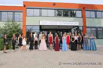 Abitur 2020: Jan-Joest-Gymnasium feierte seine Abiturientia - Lokalkompass.de