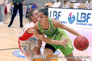 A2 UFFICIALE – Beatrice Stroscio nuova cestista de La Bottega del Tartufo Umbertide - Basketinside