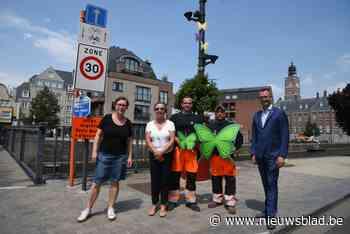 Vlinderroute verbindt Dendermondse deelgemeenten - Het Nieuwsblad
