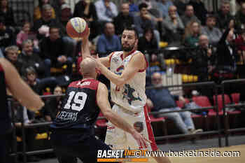 SERIE B UFFICIALE – Oleggio conferma capitan Andrea Pilotti - Basketinside