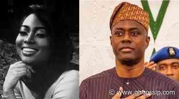 """Seyi Makinde Can Never Come Close To Ajimobi"" - Fatima Ganduje-Ajimobi Claims - GH Gossip"