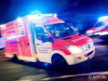 Mann aus Leingarten randaliert auf Garagendach und stirbt in Klinik - BNN - Badische Neueste Nachrichten