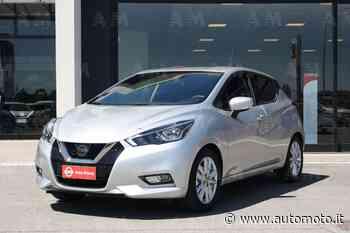 Vendo Nissan Micra IG 71 5 porte Acenta nuova a Porto Mantovano, Mantova (codice 7566128) - Automoto.it