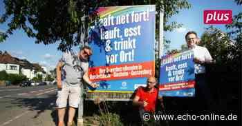 Einkaufen vor der Tür in Bischofsheim und Ginsheim-Gustavsburg - Echo Online