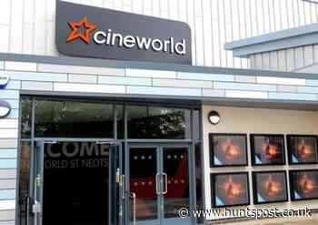Cineworld in St Neots and Huntingdon delay opening | Huntingdon and St Neots News | The Hunts Post - Hunts Post