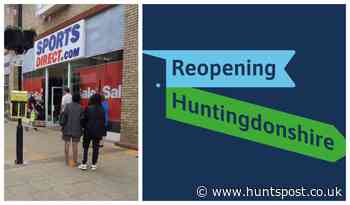 Reopening Huntingdonshire: further measures for lockdown easing | Huntingdon and St Neots News | The Hunts Post - Hunts Post
