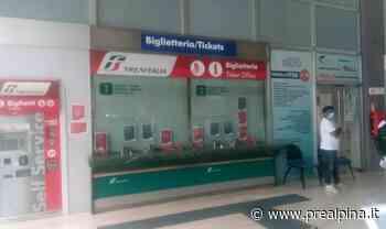Gallarate: stazione senza biglietteria - La Prealpina