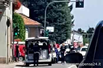 Incidente in via Pegoraro a Gallarate: due feriti e traffico rallentato - malpensa24.it