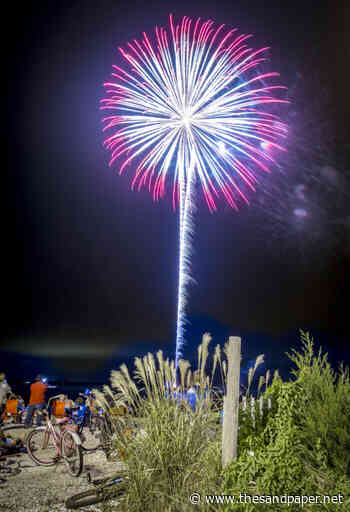 Special 4th of July Fireworks Show Set for Brant Beach - The SandPaper