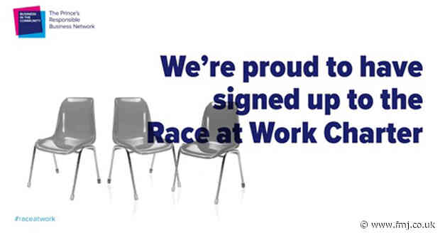 Compass signs Race at Work Charter