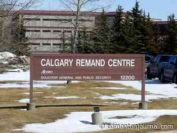 Small number of COVID-19 cases confirmed at Alberta correctional facilities