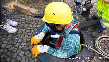 Wolnzach: Kleine Löcher, große Wirkung - Kanalrohre im Wolnzacher Zentrum werden ohne Vollsperrung saniert - Beginn im September - donaukurier.de